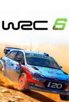 WRC 6 - Carátula