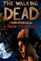 The Walking Dead: The Telltale Series - A New Frontier - Carátula
