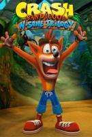 Crash Bandicoot NSane Trilogy Caratula