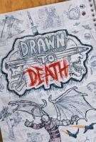 Drawn to Death Caratula Provisional