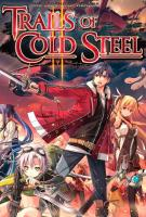 The Legend of Heroes: Trails of Cold Steel II - Carátula