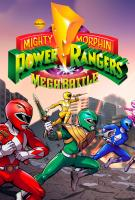Power Rangers: Mega Battle - Carátula
