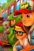 Subway Surfers - Carátula