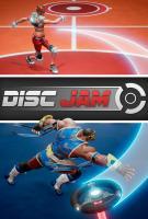 Disc Jam - Carátula