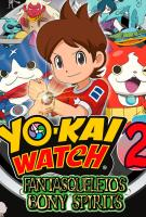 Yo-Kai Watch 2: Fantasqueletos (Carátula)