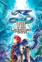 Ys VIII: Lacrimosa of Dana - Carátula