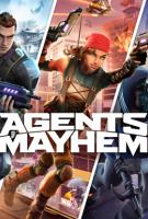 Agents of Mayhem Portada