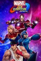 Marvel vs Capcom Infinite portada