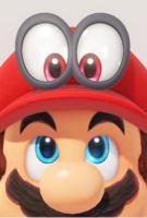 Super Mario Oddysey Carátula
