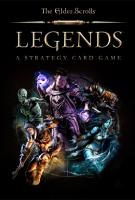 Elder Scrolls Legends Caratula