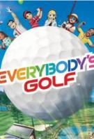 Everybody's Golf PS4 Portada