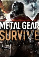 Metal Gear Survive Portada Oficial