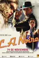 LA Noire remastered portada