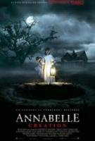 Póster Annabelle Creation Portada