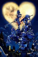 Kingdom Hearts Portada