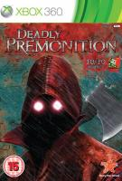 Deadly Premonition portada