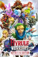 Hyrule Warriors Switch Cover