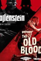 Wolfenstein Two Pack Portada
