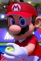 Mario Tennis Aces cover
