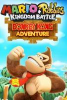 Mario + Rabbids Donkey Kong Cover