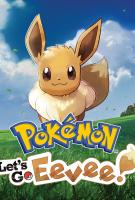 Pokémon: Let's Go, eevee! cover