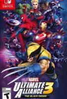 caratula Marvel Ultimate Alliance 3