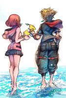 Kingdom Hearts 3 Re Mind DLC carátula
