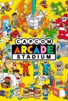 Capcom Arcade Stadium cartel