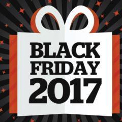 Especial Black Friday 2017