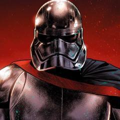 Review de Star Wars: Capitana Phasma, el cómic de la villana