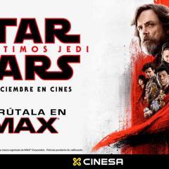 Star Wars VIII IMAX