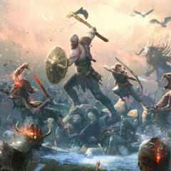 God of War PS4 2018