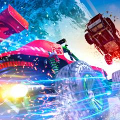 Onrush gameplay impresiones PS4 Xbox One