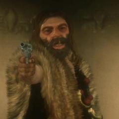 Caveman Red dead redemption 2