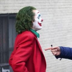 Joker - Joaquin Phoenix y Todd Phillips