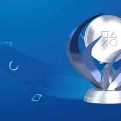 Trofeo Platino PS4