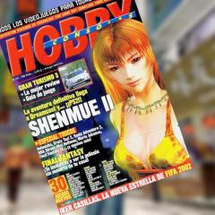 shenmue II portada Hobby consolas