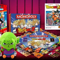 Merchandising Dragon Ball - GAME