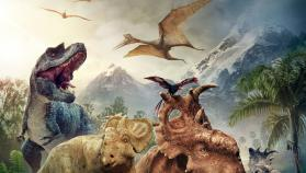 Caminando entre dinosaurios