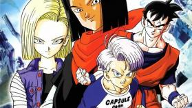 Dragon Ball Z: Un futuro diferente - Gohan y Trunks