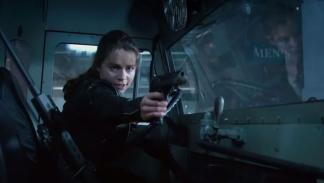 Acción en Terminator Génesis