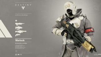 Destiny figura Hechicero 3a exclusiva bambaland