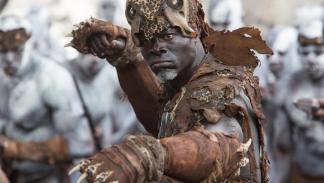 Djimon Hounsou en La leyenda de Tarzán