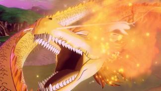 Dragon Ball Xenvoerse 2 ataque del dragón