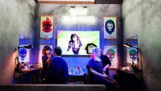 Hard Rock Hotel, Comic-Con, Belle Reve