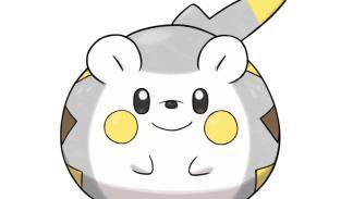 Togedemaru en Pokémon Sol y Luna