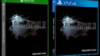 Portada Final Fantasy XV