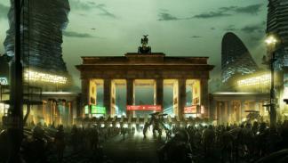Berlín Deus Ex Mankind Divided