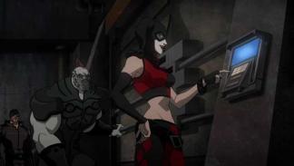 Escuadrón Suicida - Batman: Asalto en Arkham