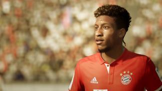 FIFA 17 Kingsley Coman